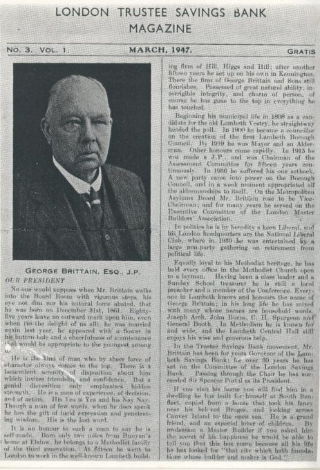 George Brittain - Part 3