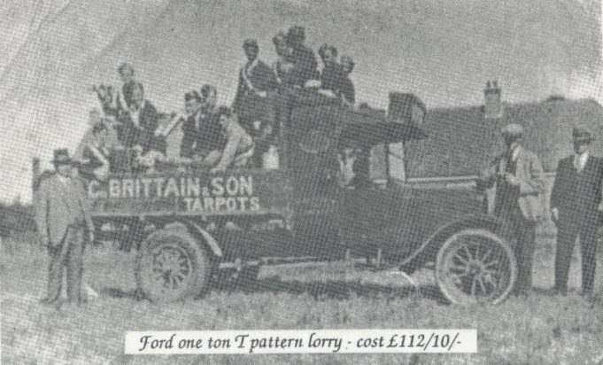 Ford One Ton T Pattern Lorry | Bob Barber