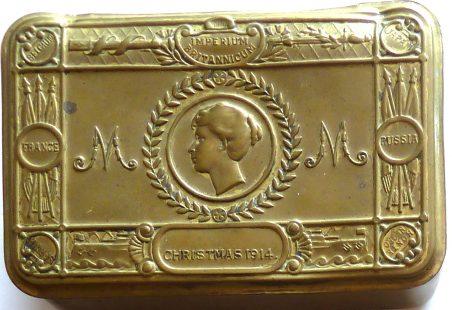 Princess Mary's 1914 Christmas Gift