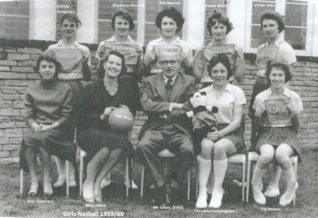 King John School Sporting Events - Late 1950s to early 1960s