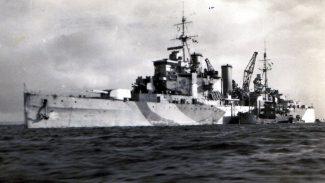 HMS London 27th February 1945 | Mr Joyce
