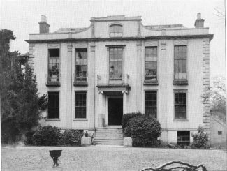 Hadleigh House - date unknown