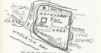 Benfleet Fort | Dr H. E. Priestley
