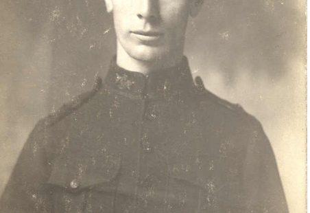 ( 7) Private Harold Browne