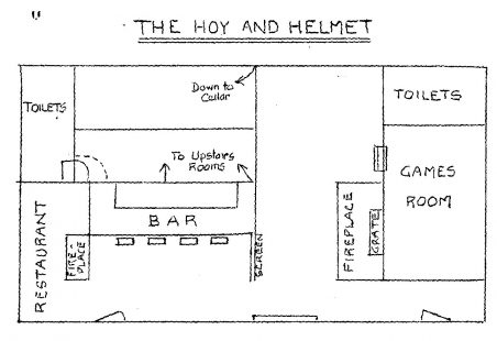 The Hoy and Helmet by Alison Lonsdale