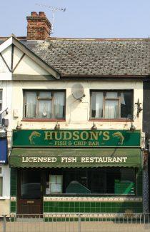Hudson's Fish Restaurant in 2012 | Eileen Gamble