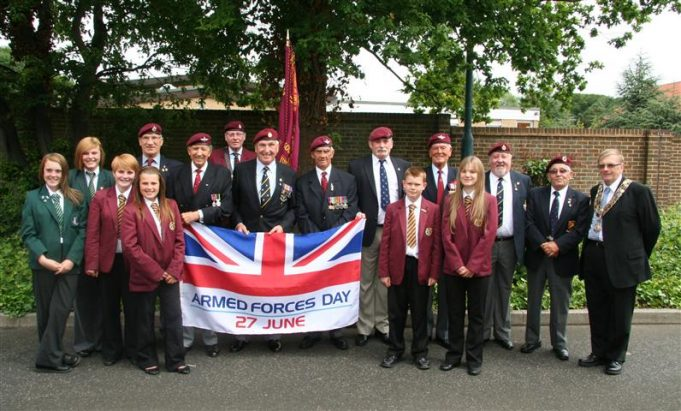 Armed Forces Day 2009 | Castle Point Borough Council