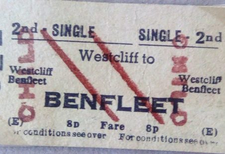 Travel Tickets from the 1970s