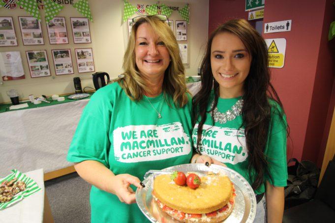 Karen Millham and Lianne Reid