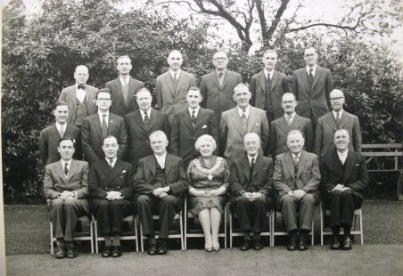 Benfleet Urban District Council 1959 - 1960