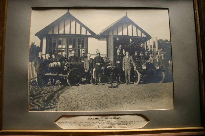 South Benfleet Volunteer Fire Brigade 1926