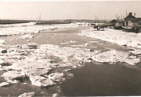 Frozen Benfleet 1947