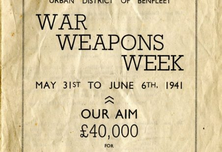 War Weapons Week