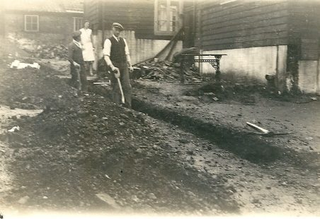 Renovations and Extensions at The Hoy & Helmet 1930's