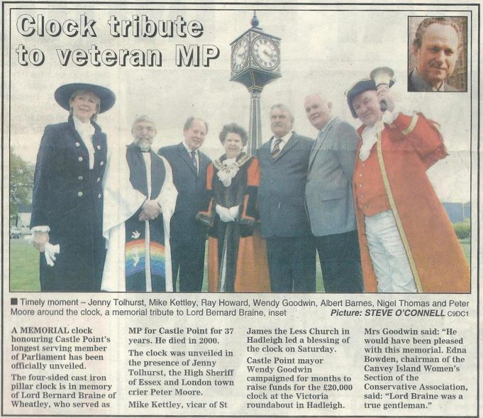 Echo Newspaper report 16th May 2005 | Echo Newspapers