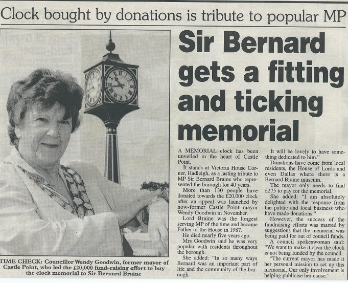 Echo Newspaper report 18th May 2005 | Echo Newspapers