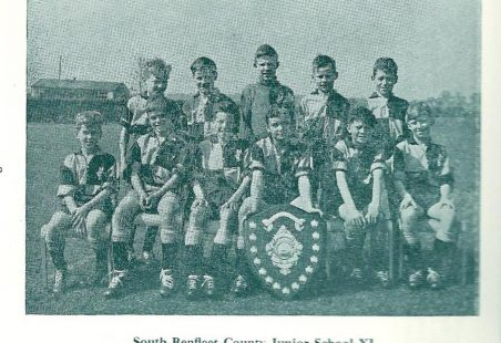 Benfleet Junior School Sports Teams - Boys 1958/59
