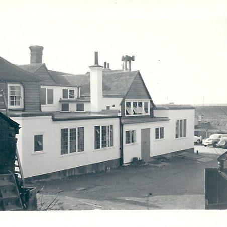 The rear of The Hoy 1959 | Joan English (nee Philips)