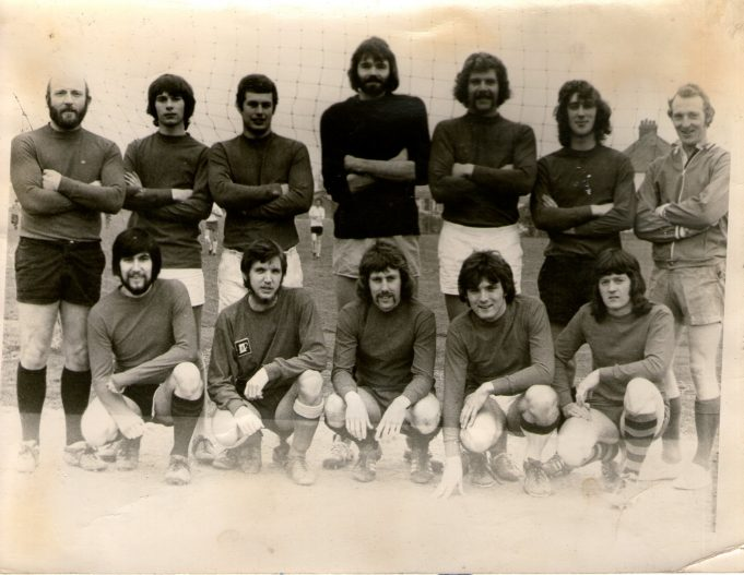 Football Team 1974-5 | Stephen Jones