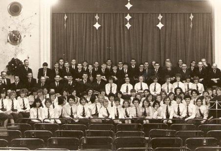 King John School 1964/65