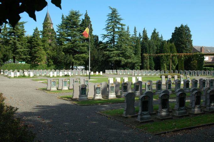 Lier Belgian Military Cemetery.  Belgium. | Copyright.  The War Graves Photographic Project.