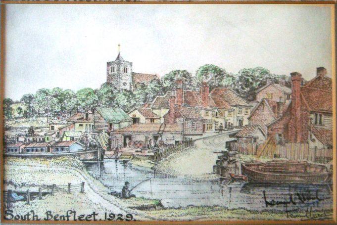 South Benfleet, 1929