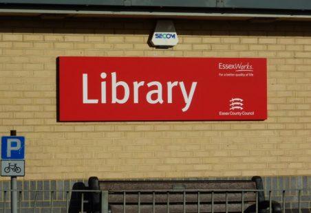 """Memory Gathering"" at Benfleet Library"