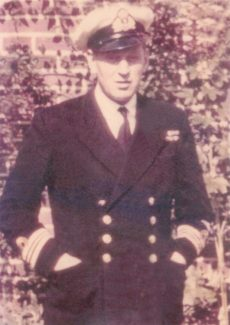 Lt -Cdr Charles Wines | Gilbert Wines
