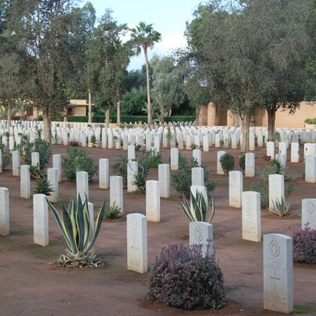 Benghazi War Cemetery.  Libya. | Copyright.  The War Graves Photographic Project.