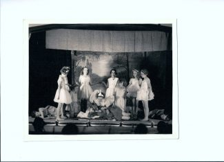 Benfleet Primary School production of Shakespeare's A Midsummer Night's Dream performed in July 1937 | Ian Johnson