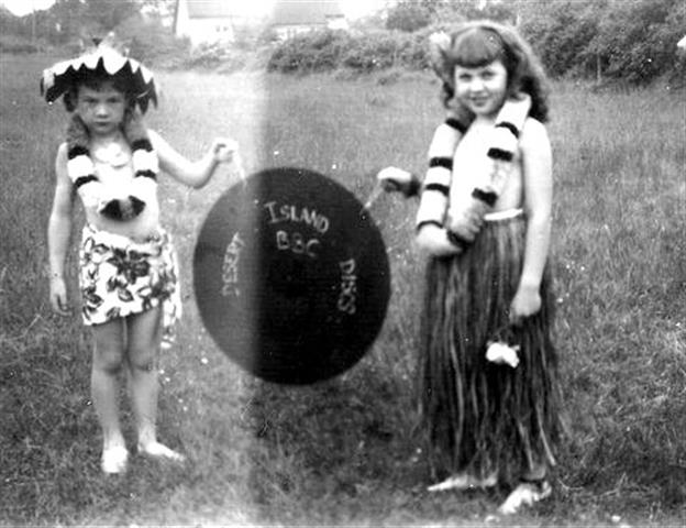 Ann and Her Brother   Ann Adams