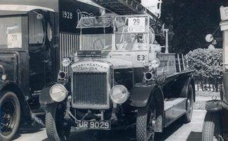 At Maderia Drive 1967 | National Benzole