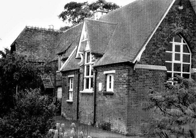 North Benfleet School c.1950