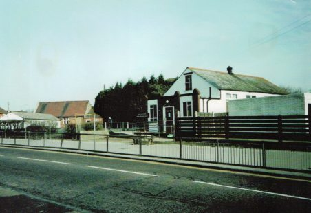 Pictures of the Old Benfleet Library