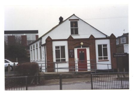 The Old South Benfleet Library
