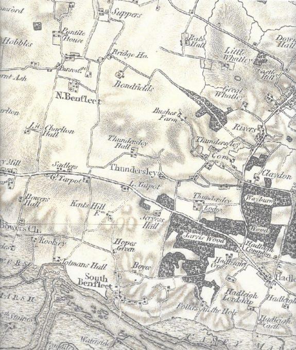 Ordnance Survey  map 1805 - 1896 | Ordnance Survey