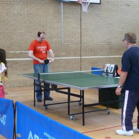 Table Tennis | Jenny Day