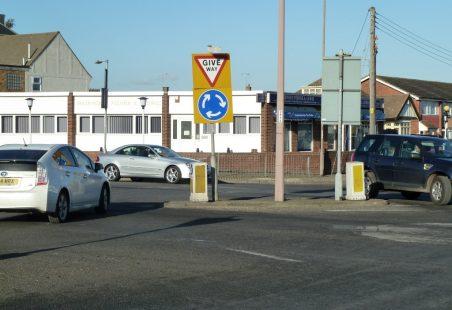 Tarpots Corner changes in 2012