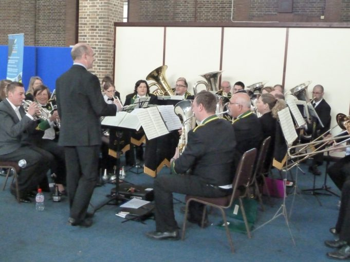 The Tilbury Band | Phil Coley