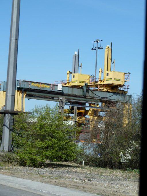 Container crane in Tilbury Port | Phil Coley