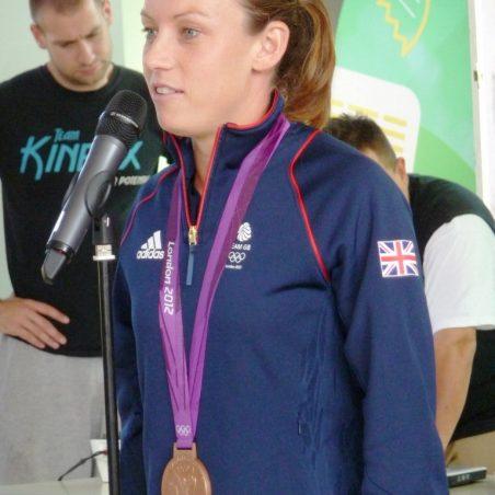 Guest, Chloe Rogers - Olympic Bronze Medallist | Eileen Gamble