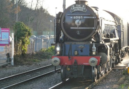Tornado at Benfleet Station (Part II)