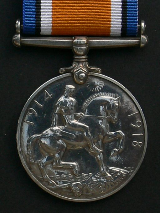 British War Medal 1914-1918 | Ronnie Pigram