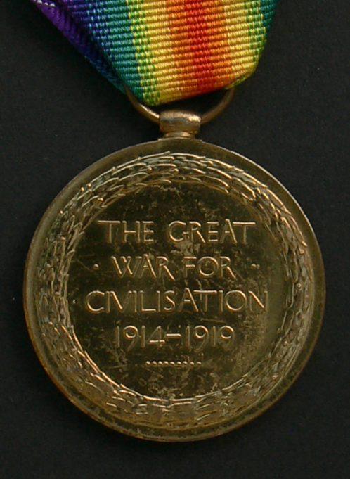 Victory Medal 1914-1919 | Ronnie Pigram