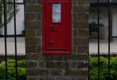 Benfleet's Postal History.