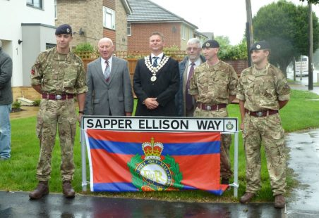 Sapper Ellison Way