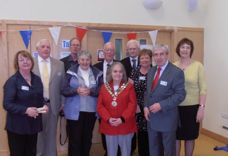 Benfleet Community Archive First Birthday