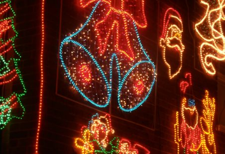 The Tarpots Christmas Lights 2011