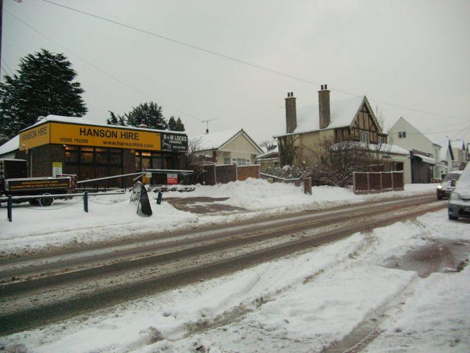 High Road opposite Brook Road | Adam Poulton