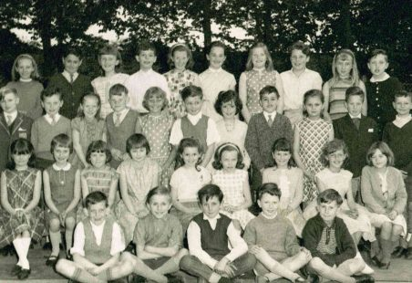 Thundersley Primary School 1965